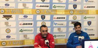 """C'è l'Orsa Viggiano per il Napoli. Basile """"Squadra propositiva e organizzata. De Simone """"Voglio sbloccarmi"""""""