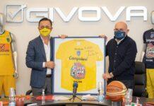 Il main sponsor Givova accoglie la Supercoppa Centenario 2020