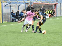 La Juve Stabia cade in casa, battuta da un ordinato Palermo per 2-1