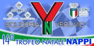 Automobilismo: Confermato il 14° Trofeo Natale Nappi