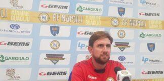 """Nicola Ferri e il momento del Napoli: """"Il gruppo reagisce bene ad ogni difficoltà"""""""