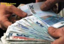 mazzetta finanza