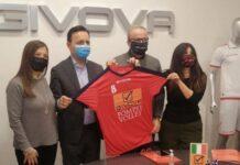 Arriva la presentazione della GIVOVA Pompei Volley ed il rinnovo del contratto di sponsorizzazione