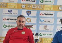 Per il Napoli calcio a 5 arriva il Ragalbuto. Match oggi alle 15.00 al Pala Giovanni Paolo II