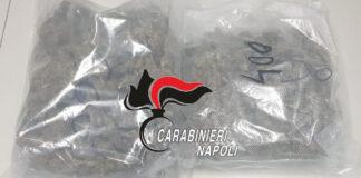 Boscoreale droga carabinieri