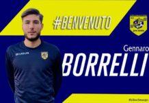 Per la Juve Stabia arriva l'attaccante Gennaro Borrelli