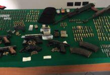 castellammare armi camorra carabinieri