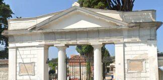 cimitero vecchio castellammare