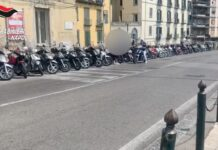 parcheggiatori abusivi napoli