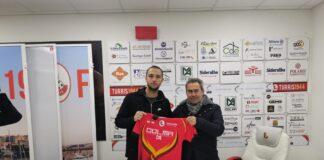 Alexandru Boiciuc é il nuovo attaccante centrale della Turris. Contratto fino al 30 giugno 2021