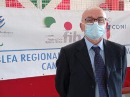 Antonio Barbato è stato confermato alla guida della FIB Campania