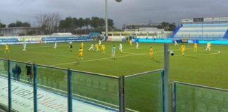 La Juve Stabia espugna lo stadio di Francavilla Fontana