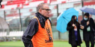 La Turris tessera Ferretti che viene anche convocato per il match contro il Palermo