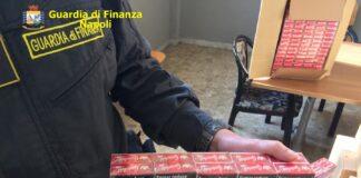 contrabbando sigarette napoli