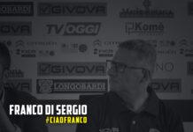 Addio all'ex D. S. della Givova Scafati, Franco Sergio