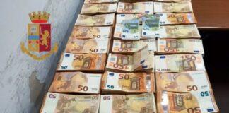 soldi polizia castellammare