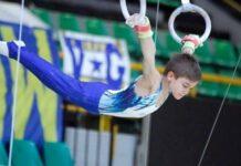 Angri festeggia il piccolo campione di ginnastica artistica Gabriel Russo