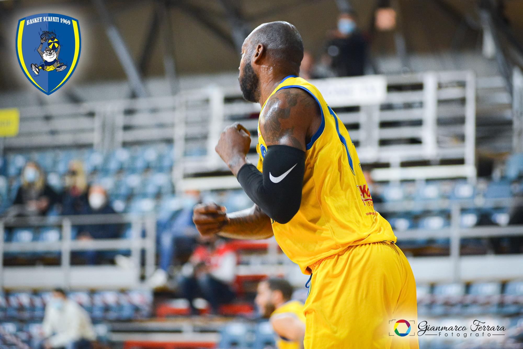 Basket La Givova Scafati batte anche l'Unieuro Forlì 79-60