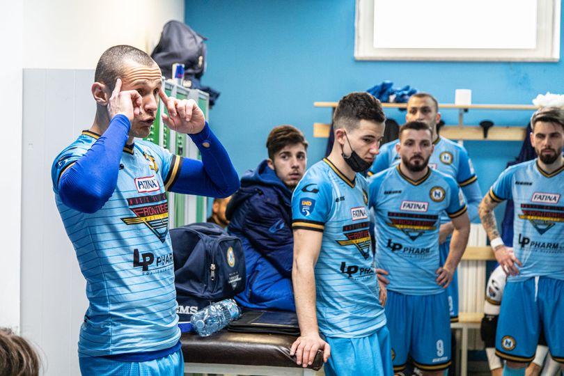 Con il Melilli la FF Napoli calcio a 5 ha sfondato il muro dei 100 gol, appunto 105 reti fatte