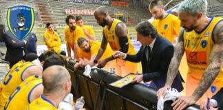 Basket: Gli accoppiamenti, calendario e orari della Coppa Italia serie A2