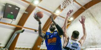 """Basket Givova Scafati: Al Palasport """"Luca Avenali"""" battuto a fatica l'Atlante Roma 79-80"""
