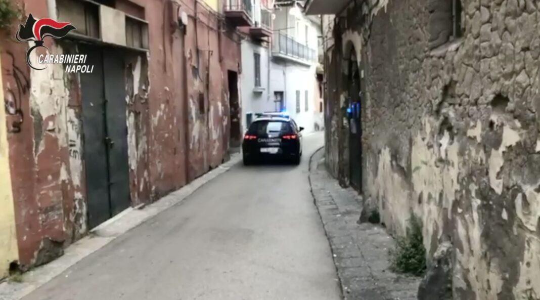 castellammare carabinieri scanzano