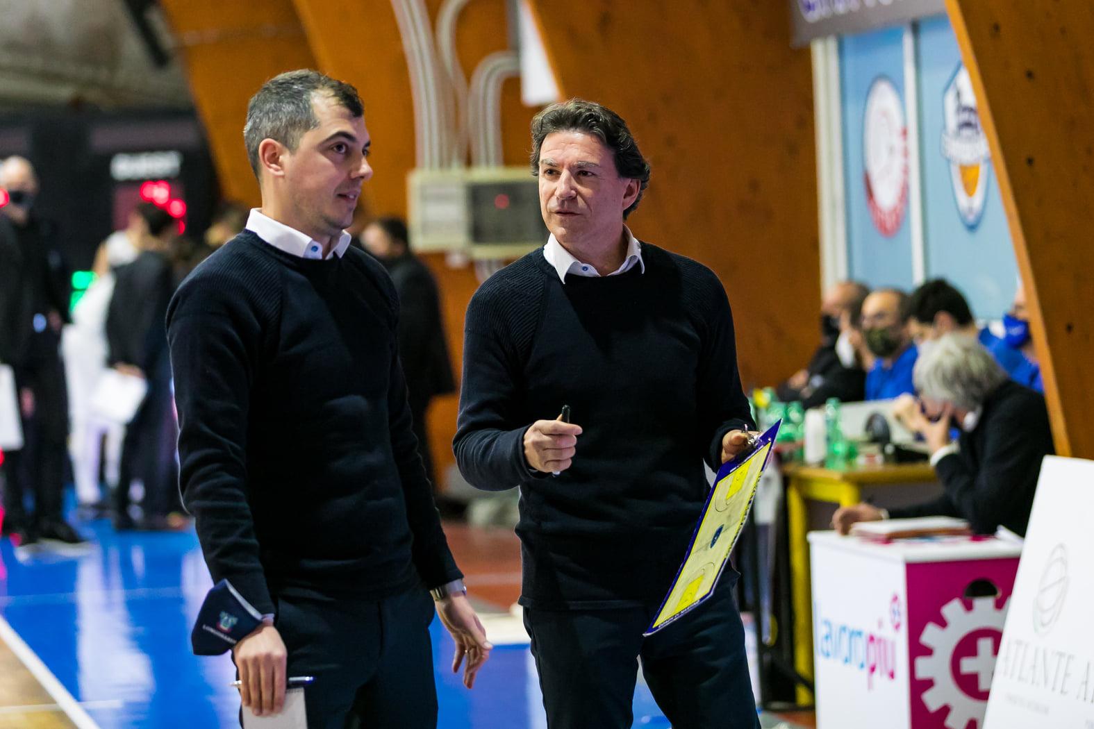 coach finelli Givova Scafati