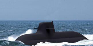 fincantieri sottomarino