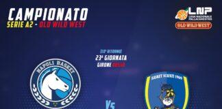 Basket Campania: Al Palabarbuto il derby di A2 tra la Givova Scafati e la Ge. Vi. Napoli