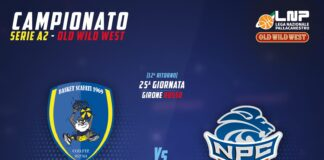 Basket: Givova Scafati domenica sera incontrerà al Palamangano la Kinergia Rieti