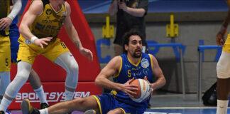 Basket: La Givova Scafati vola in semifinale di Coppa Italia. Reale Mutua Torino KO