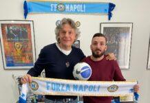 Calcio a 5 Attilio Arillo sarà un giocatore del Napoli anche per i prossimi tre anni