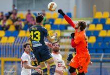 La Juve Stabia esce sconfitta dal Menti. Contro il Catanzaro finisce 0-1