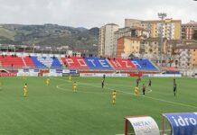 La Juve Stabia espugna il fortino del Viviani. Sconfitto il Potenza 0-2