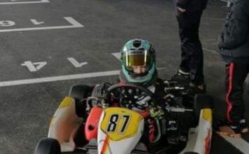 Kart: debutto nella categoria 60 Mini per Giuseppe Noviello