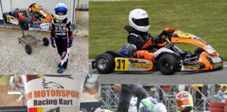 Kart, Campionato Regionale Lazio: ottimo weekend per i piloti DrcSportManagement