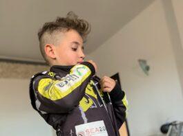 Kart: Samuele Giannini in gara nel Campionato Italiano ACI Karting a Val Vibrata