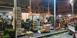 mercato ortofrutticolo castellammare