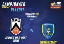 Givova Scafati si prepara a rimediare in gara due contro Old Wild West Udine