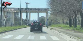 scampia carabinieri