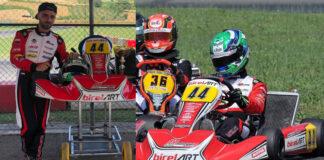 Bilancio più che positivo per il pilota di kart Gianmario Martelletta