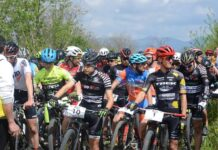 La XCO Crocelle Race Park prova di campionato regionale master cross country FCI Campania