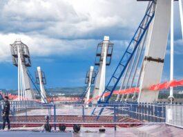 Il ponte ferroviario che collega la Russia alla Cina è stato completato