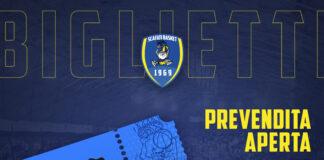 Via alla prevendita di Givova Scafati - Stella Azzurra in Supercoppa