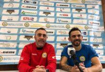Il Napoli Futsal riceve la Meta Catania