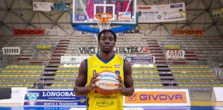 Joseph Mobio è un nuovo giocatore della Givova Scafati