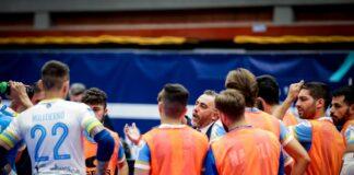 Napoli Futsal atteso a Policoro dall'Opificio 4.0 Cmb