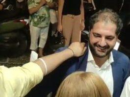 Nello D'Auria è il nuovo sindaco della Città di Gragnano