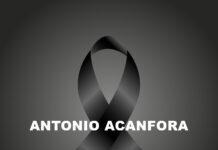 Givova Scafati in lutto, scomparso il padre di Giovanni Acanfora